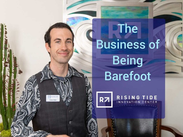 The Business of Being Barefoot