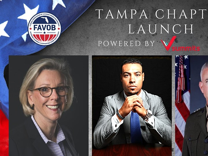 Tampa Chapter of FAVOB Launch