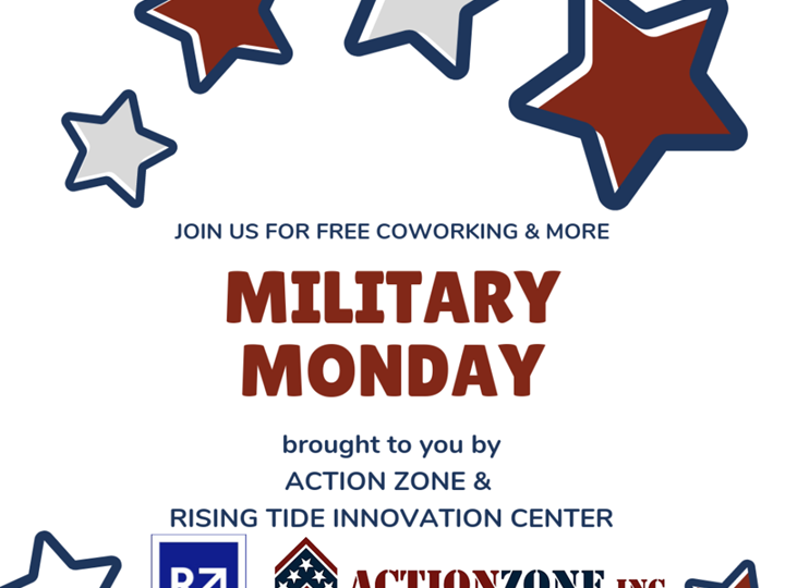 Military Mondays - Every Monday