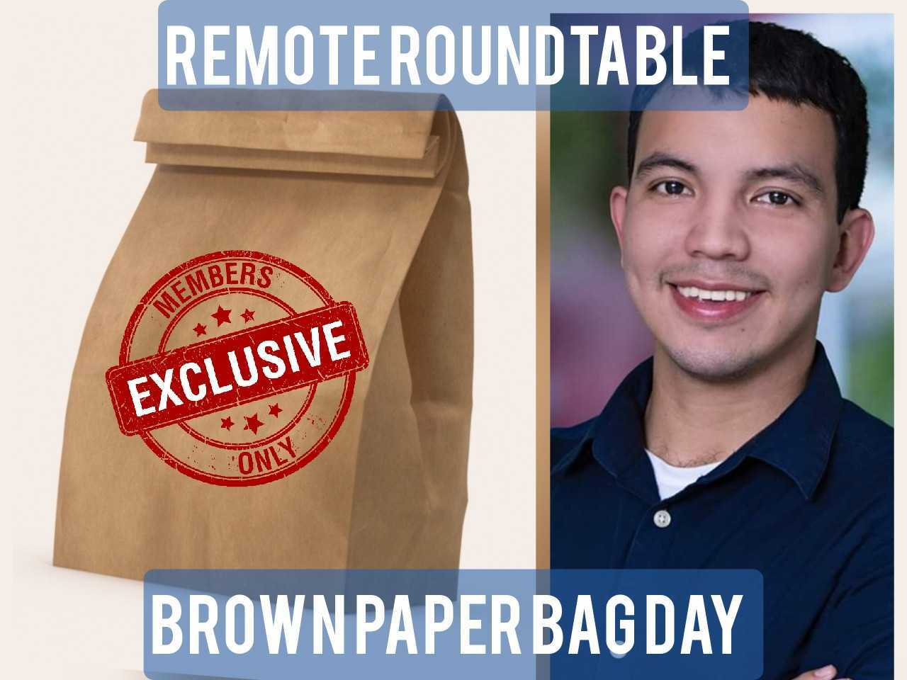 Remote Roundtable - National Brown Paperbags