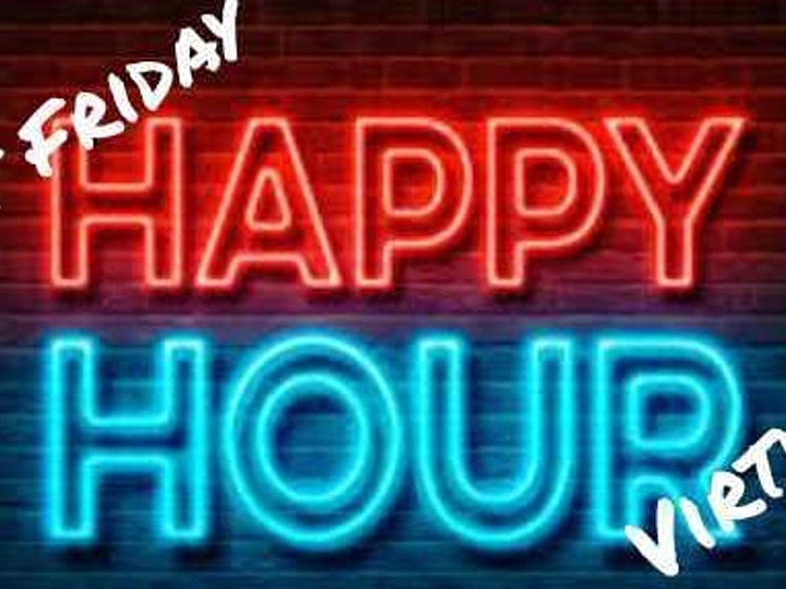First Friday Virtual Happy Hour
