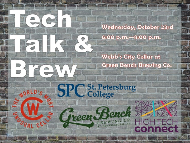 Tech Talk & Brew